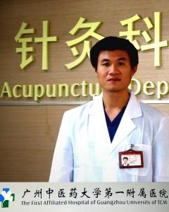 "Sinshe Hendra Chen ""Akupunktur Spesialis Nyeri"""